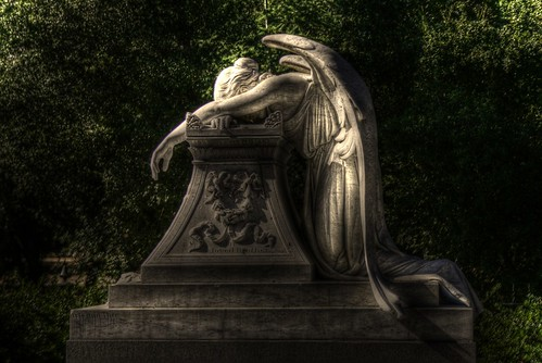 Mourning of the Angel