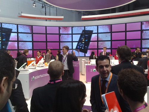 Sony Ericsson stand (by James Nash (aka Cirrus))