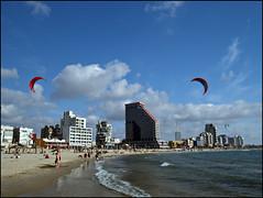Tel Aviv by Dainis Matisons