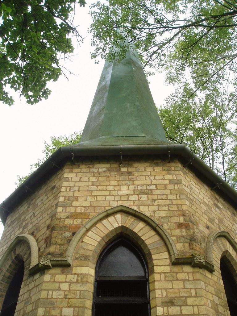 Fibreglass Spire, Avoncroft