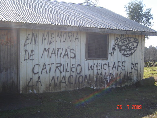 wall mapu matias catrileo