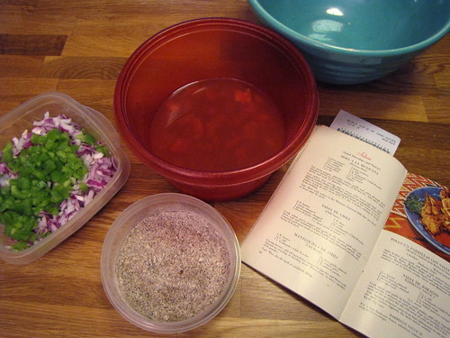 Cooking enchiladas from a 1936 recipe