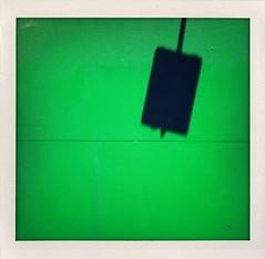 Green day (MarcoLaCivita) Tags: madrid urban green square paint photoblog iphone mobilephotography visualnotes marcolacivita