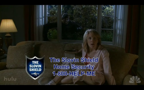 Slovin Shield Home Security - 30 Rock - Lee Marvin vs. Derek Jeter