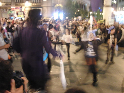 Performance circense