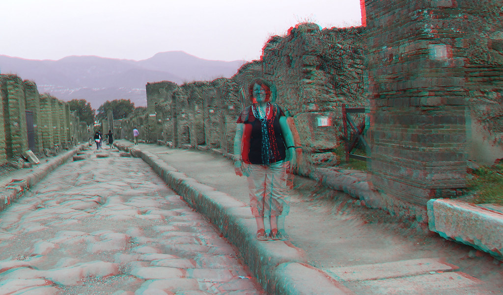 Pompeii in Real 3D