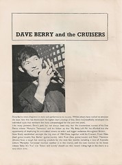 12 - Dave Berry & The Cruisers