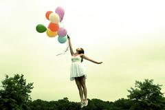 365 (maria alba) Tags: balloons theend levitation 365 levitating 365project mylacuna