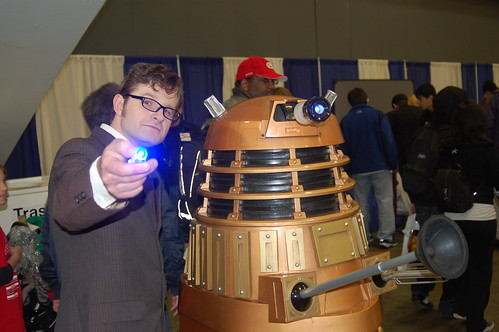Wonder Con 2008: Doctor and the Dalek