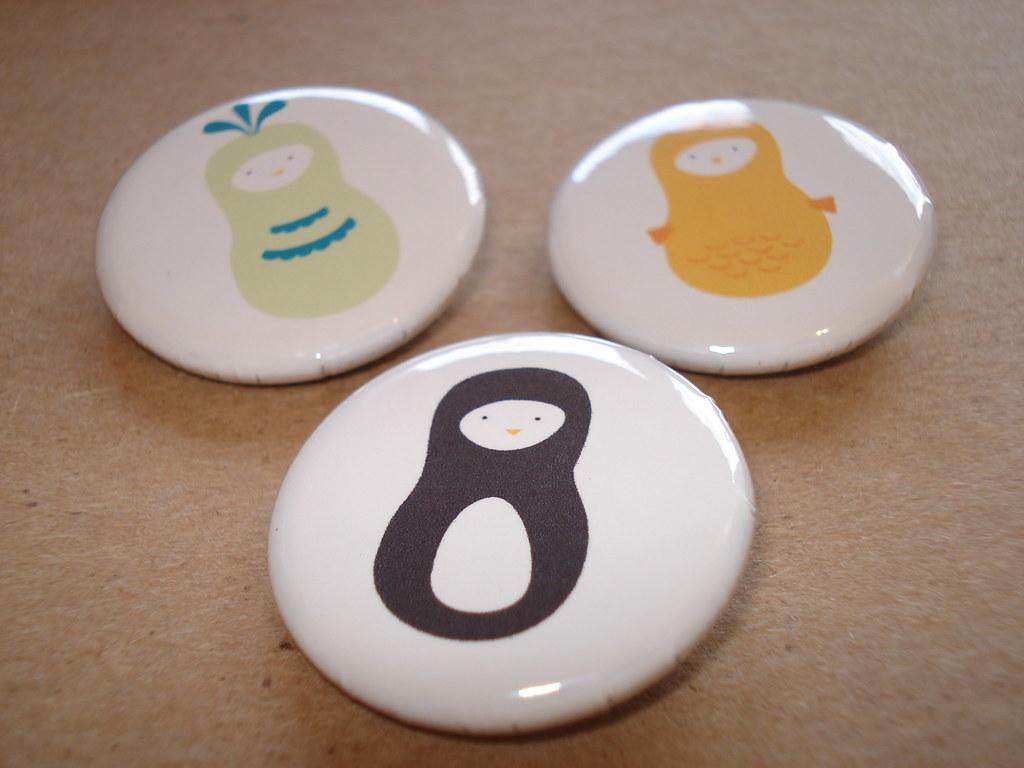 jordnöt buttons