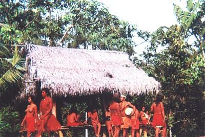 Yaguas en el Amazonas colombiano