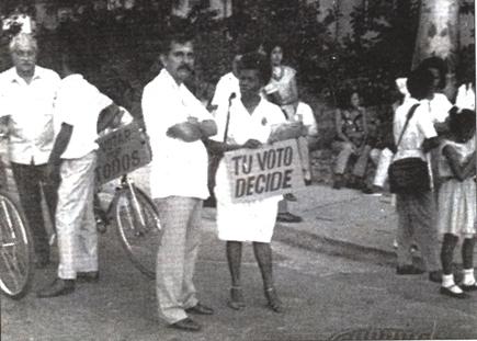 Elecciones en Cuba 1993