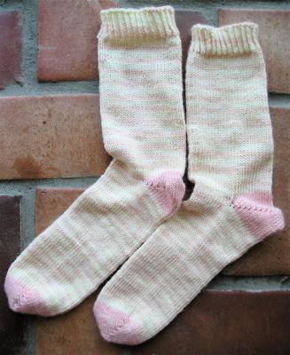 Duet Spring Socks
