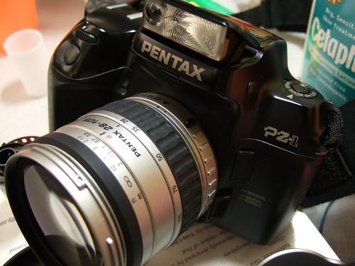 Pentax PZ-1 & SMC FA 28-105 f/3.2-4.5