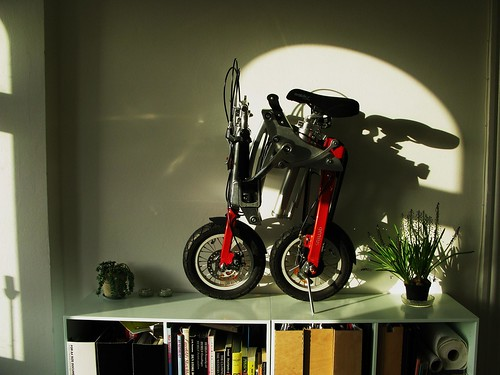 Bicycles As Interior Design Objects
