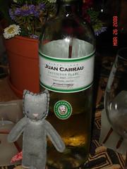 Drinking Uruguayan Wine