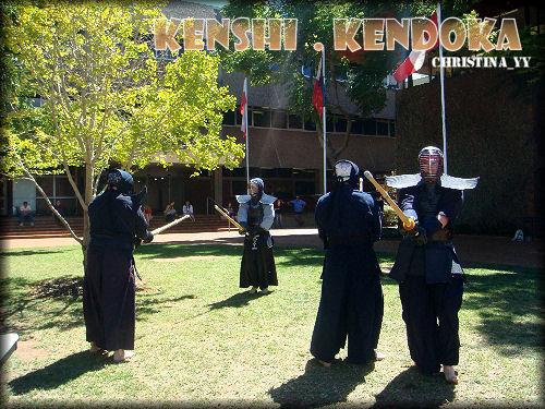 USQ Harmony Day 2008: Kenshi / Kendoka
