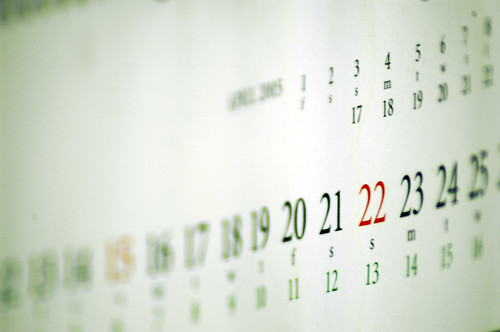 Calendar by Farid Iqbal, on Flickr