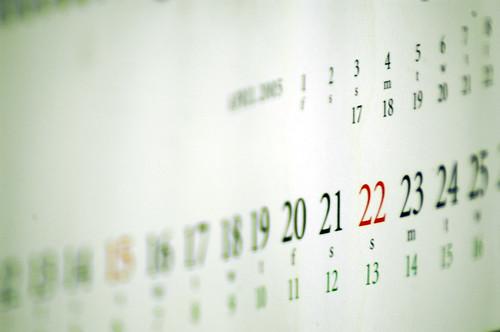 Calendar by Farid Iqbal, on Flickr