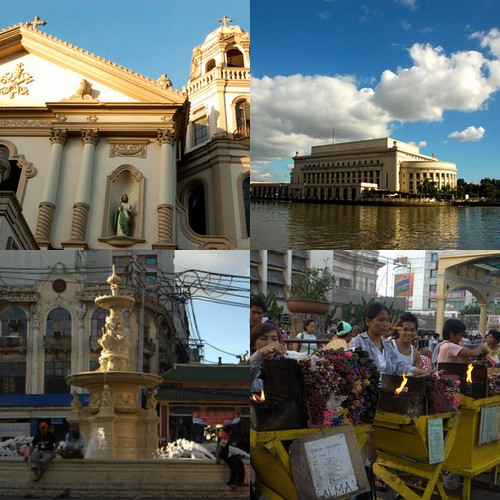 Quiapo collage