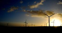 Energy at dusk