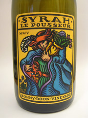 california wine syrah
