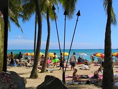 Waikiki Beach - P8263757 (Flickred!) Tags: hawaii oahu waikikibeach