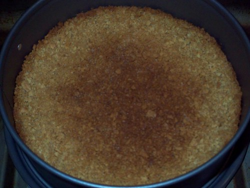 graham cracker crust