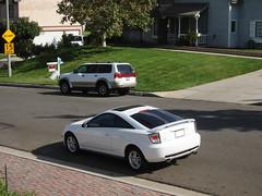 2000 Toyota Celica v1.01 (hupspring) Tags: white 2000 toyota celica