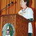 Dr. Elizabeth Walker speaks