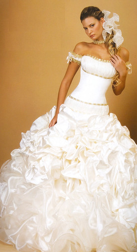 Spanish Dancer Wedding Gown sssjealousycollection com will make your gown