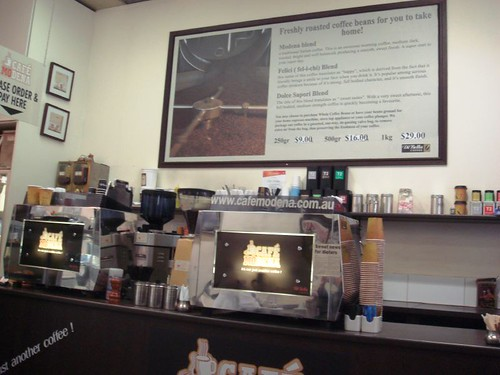 Cafe Modena