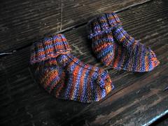 baby african grey socks 1