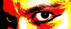 my eyes (ishiku) Tags: me austin posterized enchantedforest