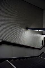 (arnd Dewald) Tags: light berlin lamp stairs underground subway licht metro escalator fliesen treppe tiles ubahn leuchte rolltreppe arndalarm img8805cue1c50klein