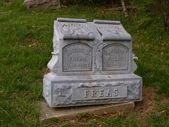 St Peters Church; Barren Hill, PA (road_less_trvled) Tags: cemetery graveyard pa freas montgomerycounty 1752 stpeterslutheranchurch whitebronze barrenhill henrymelchiormuhlenberg revolutionarywarsite whitemarshtwp barrenhillchurch generalmarquisdelafayette may201778 georgewfreas 18441907 margaretfreas 18501907 stpeterschurchbarrenhillpa