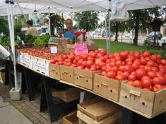 Adams Park Farmer's Market