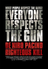 Righteous Kill poster 70x100.indd