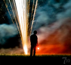 Firestarter (710 Photography) Tags: summer photography fireworks 4thofjuly 710 lightroom themoulinrouge xit vision1000 visiongroup thegardenofzen theroadtoheaven thegoldendreams silhouettephotography favouritecapture vision100
