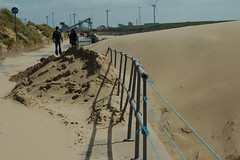 Crosby Beach - Another place (Lollingdondowns) Tags: anotherplace