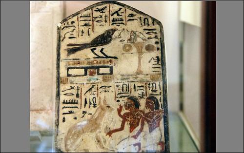 2008_0610_160335AA Egyptian Museum, Turin por Hans Ollermann.