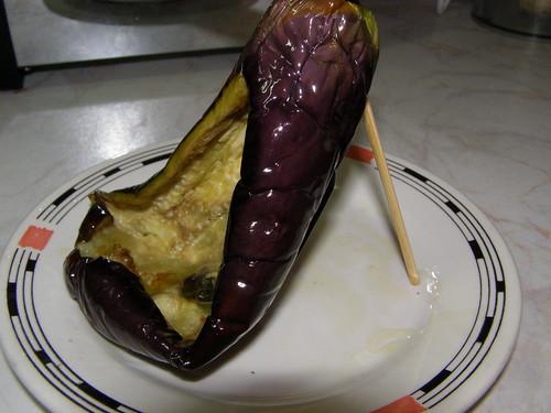 eggplant aubergine stiletto