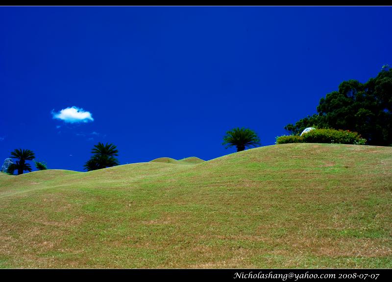 2008-七月七號,天空真正藍