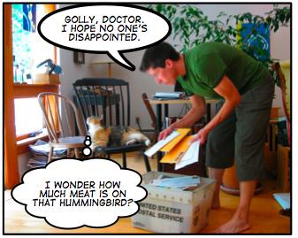 mail comic