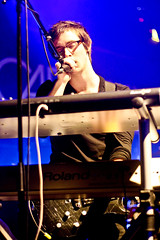 Raymond Again (steven.nolan84) Tags: rock live band keyboards codes thisisgoodbye theacademy raymondhogge