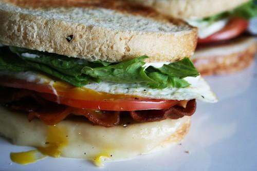 Lurid Sandwich