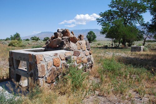 Manzanar - Shepherd Ranch Ruins