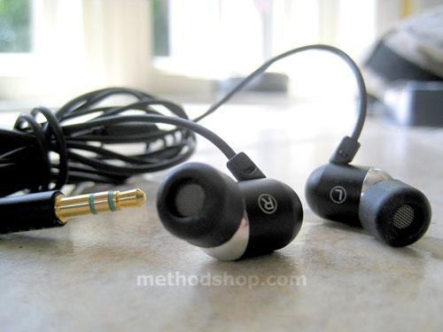 Atomic Bass Earbuds 1