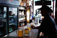Bar Cowboy, Jerome, AZ (Ian_Boys) Tags: arizona usa verde beer bar america d50 nikon cowboy 28mm sigma az valley jerome saloon 5photosaday