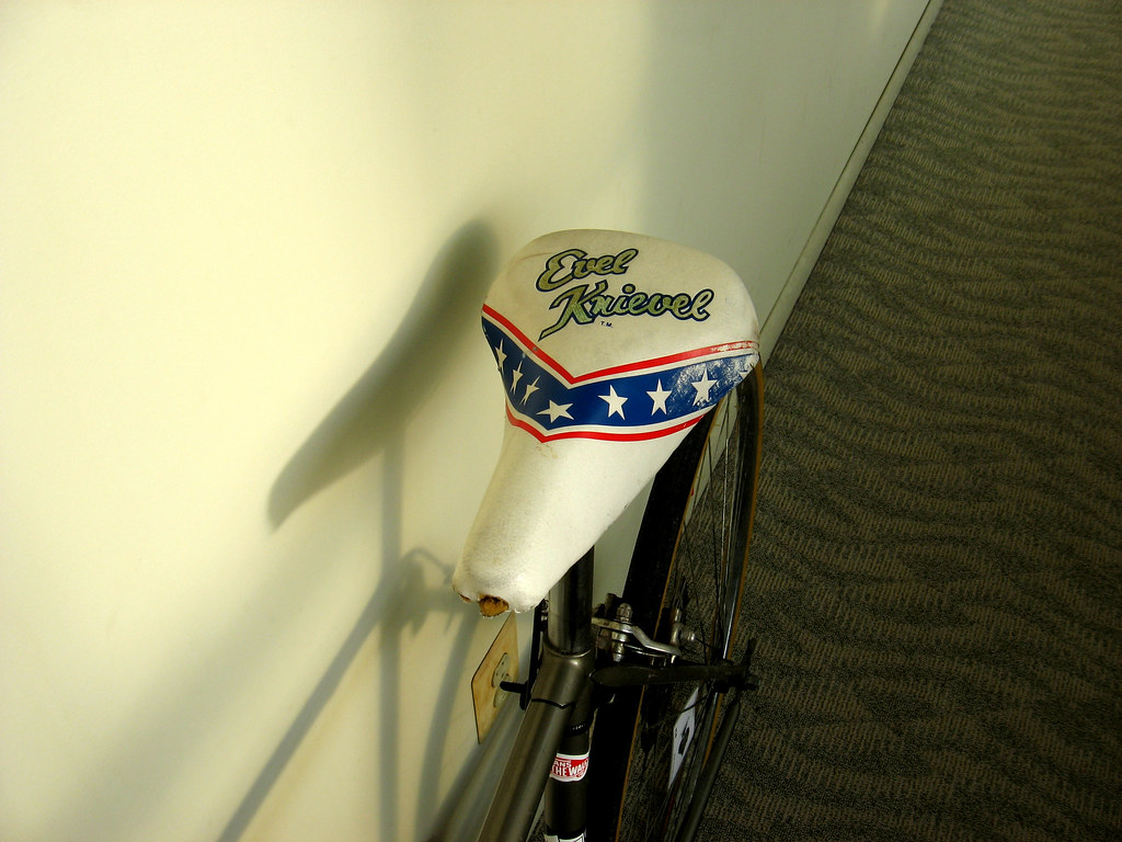 My Bicycle Seat